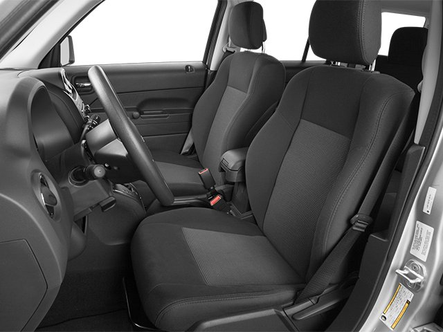 2014 Jeep Patriot Prices and Values Utility 4D Latitude 4WD front seat interior