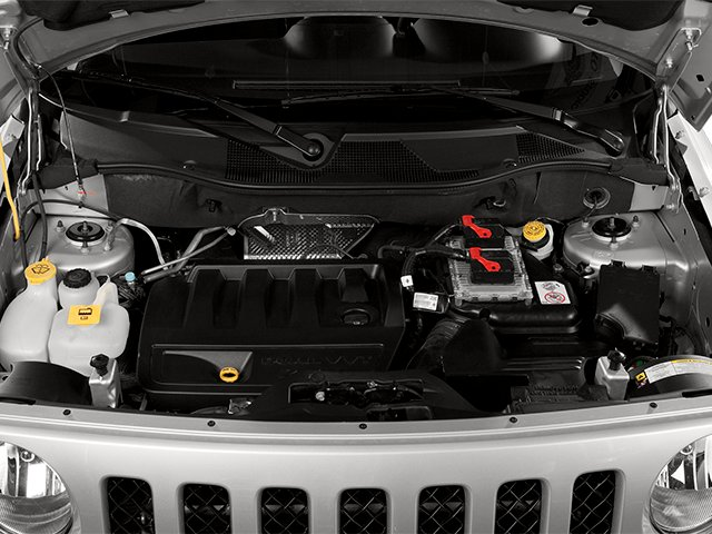 2014 Jeep Patriot Prices and Values Utility 4D Latitude 4WD engine