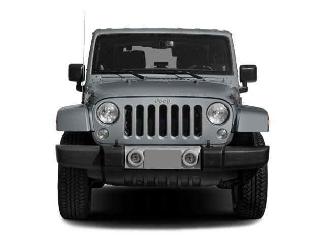 2014 Jeep Wrangler Pictures Wrangler Utility 2D Rubicon 4WD V6 photos front view