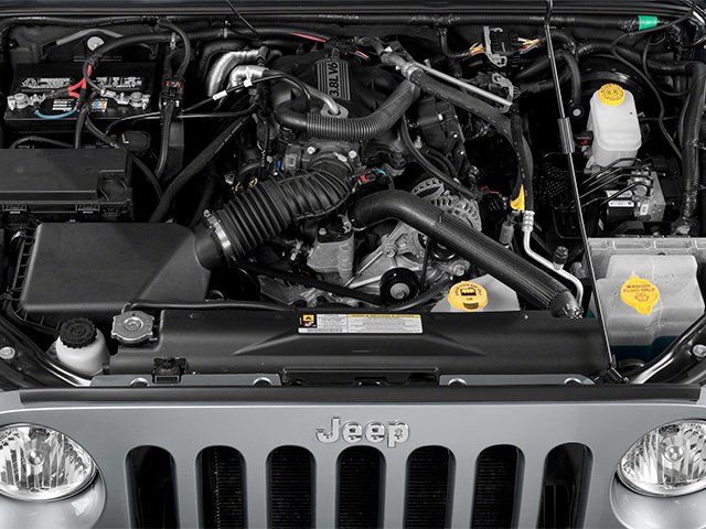 2014 Jeep Wrangler Unlimited Prices and Values Utility 4D Unlimited Sahara 4WD V6 engine