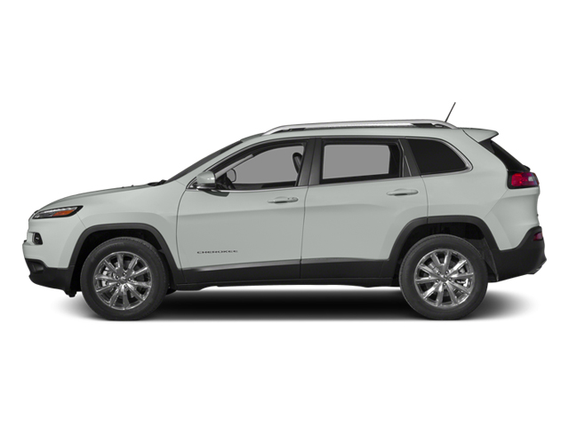 2014 Jeep Cherokee Pictures Cherokee Utility 4D Limited 2WD photos side view