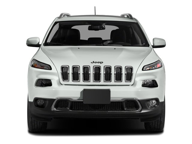 2014 Jeep Cherokee Prices and Values Utility 4D Limited 4WD front view