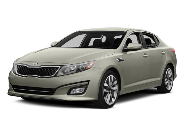 2014 Kia Optima Pictures Optima Sedan 4D SX Limited I4 Turbo photos side front view
