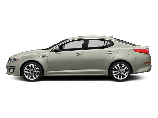 2014 Kia Optima Pictures Optima Sedan 4D SX Limited I4 Turbo photos side view
