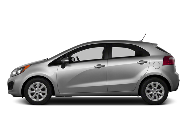2014 Kia Rio Prices and Values Hatchback 5D EX I4 side view
