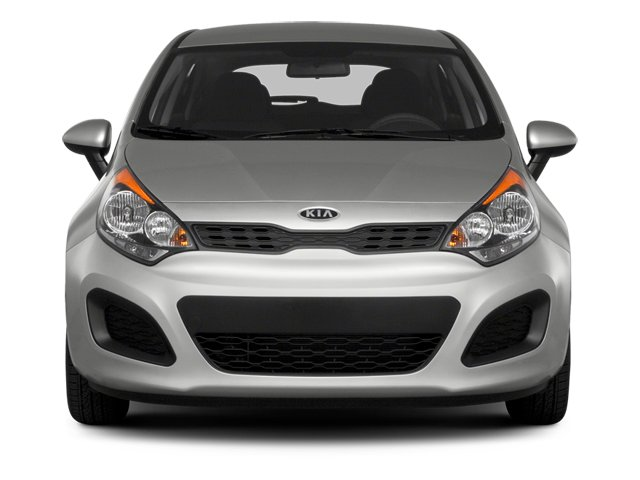 2014 Kia Rio Prices and Values Hatchback 5D EX I4 front view
