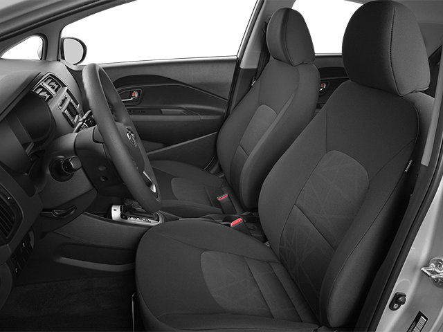 2014 Kia Rio Prices and Values Hatchback 5D EX I4 front seat interior