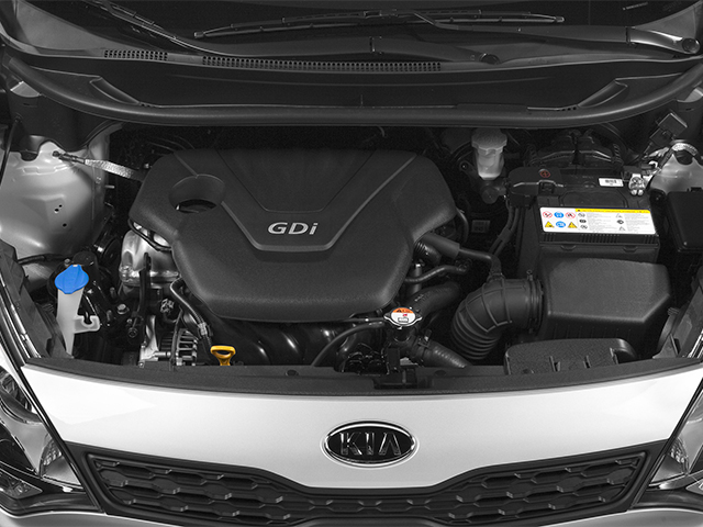 2014 Kia Rio Prices and Values Hatchback 5D EX I4 engine