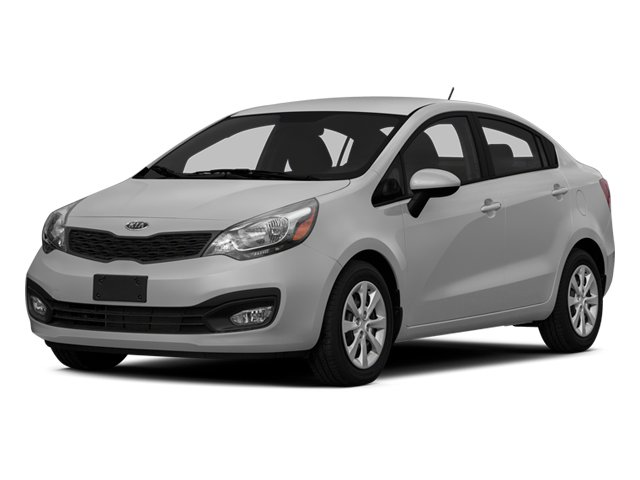 2014 Kia Rio Prices and Values Sedan 4D SX I4