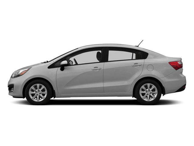 2014 Kia Rio Prices and Values Sedan 4D SX I4 side view
