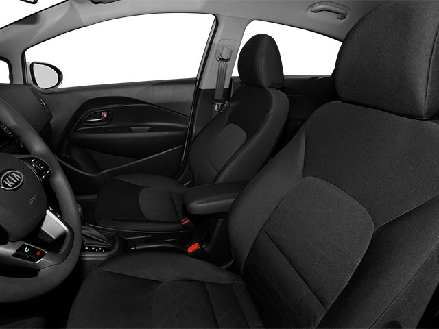 2014 Kia Rio Prices and Values Sedan 4D SX I4 front seat interior