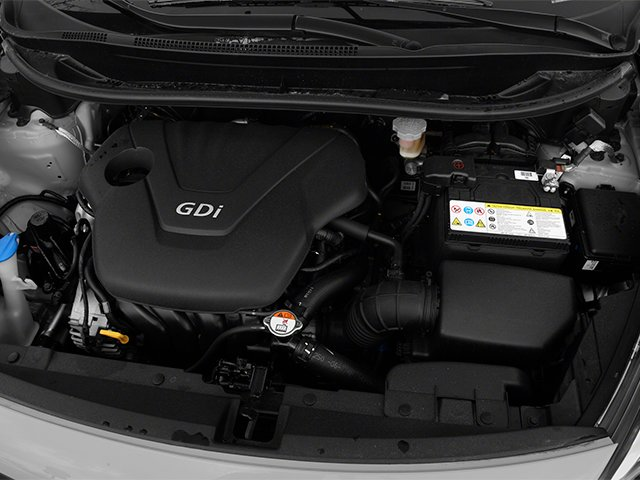 2014 Kia Rio Prices and Values Sedan 4D SX I4 engine