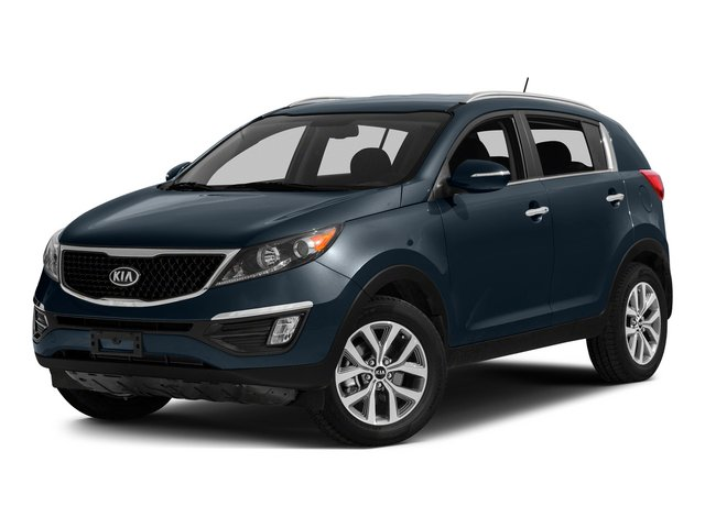 2014 Kia Sportage Prices and Values Utility 4D SX AWD I4 Turbo side front view