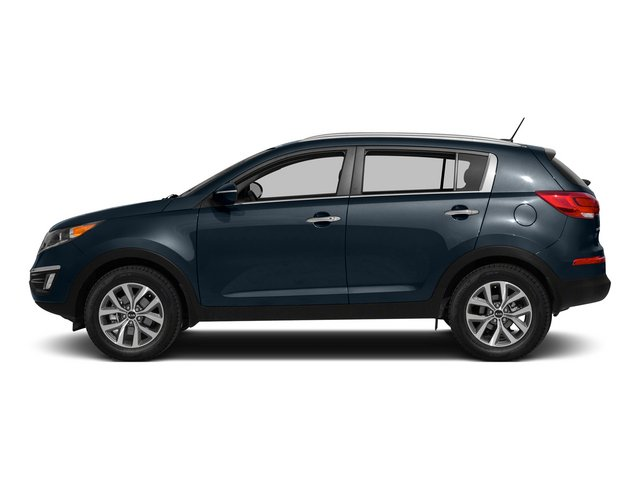 2014 Kia Sportage Prices and Values Utility 4D SX 2WD I4 Turbo side view