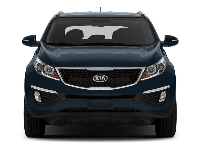 2014 Kia Sportage Prices and Values Utility 4D SX 2WD I4 Turbo front view