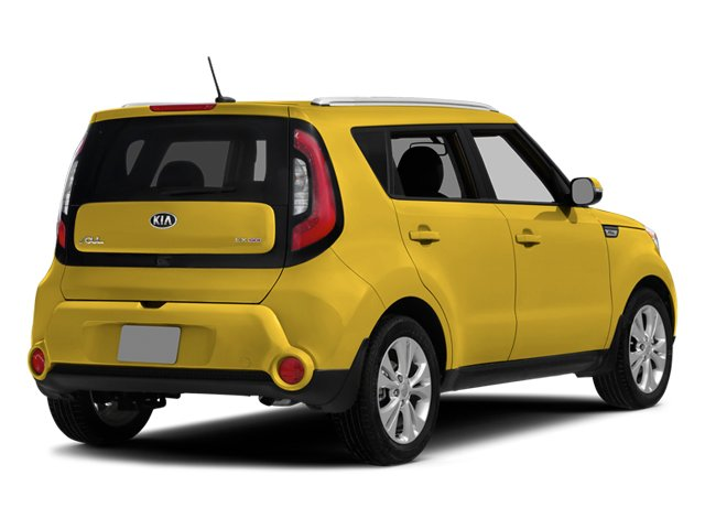 2014 Kia Soul Prices and Values Wagon 4D ! I4 side rear view