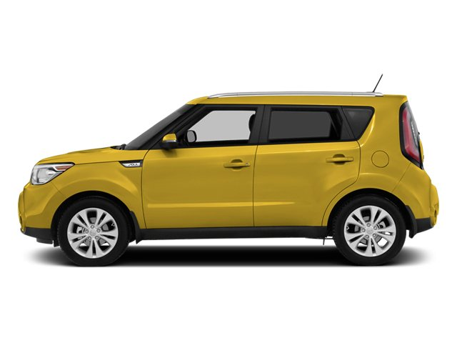2014 Kia Soul Prices and Values Wagon 4D ! I4 side view