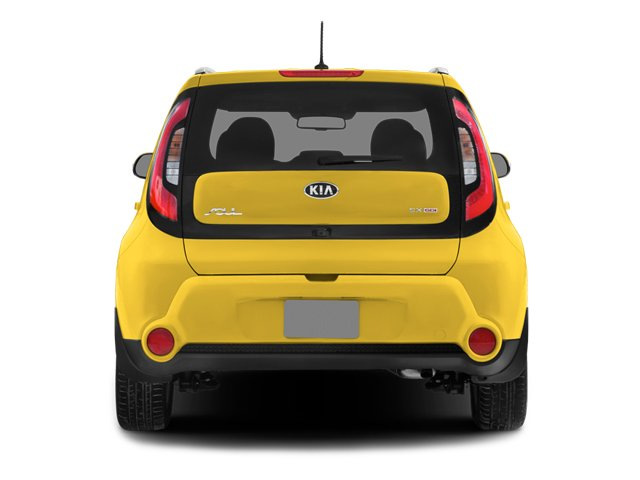 2014 Kia Soul Prices and Values Wagon 4D ! I4 rear view