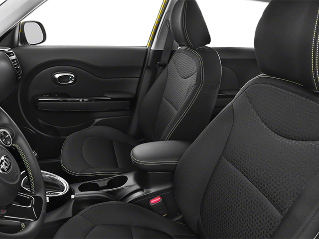 2014 Kia Soul Prices and Values Wagon 4D ! I4 front seat interior