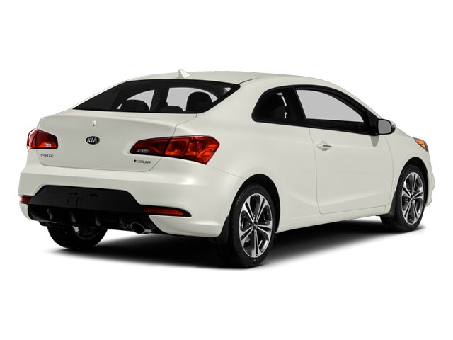 2014 Kia Forte Koup Pictures Forte Koup Coupe 2D EX I4 photos side rear view