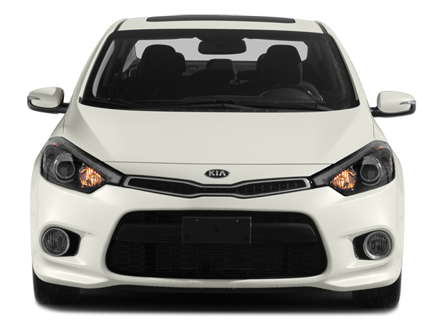 2014 Kia Forte Koup Pictures Forte Koup Coupe 2D EX I4 photos front view