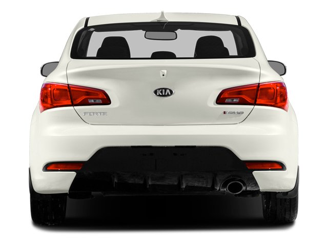 2014 Kia Forte Koup Pictures Forte Koup Coupe 2D EX I4 photos rear view