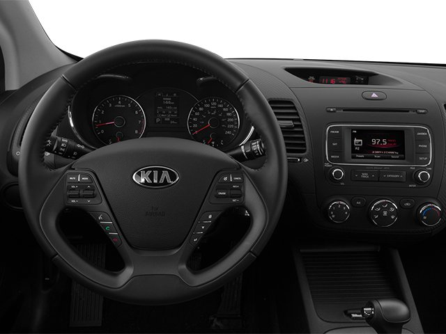 2014 Kia Forte Koup Pictures Forte Koup Coupe 2D SX I4 photos driver's dashboard