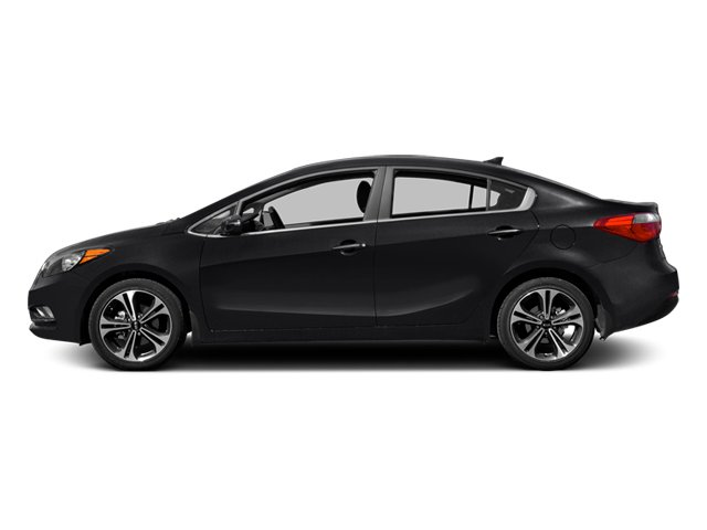 2014 Kia Forte Prices and Values Sedan 4D LX I4 side view