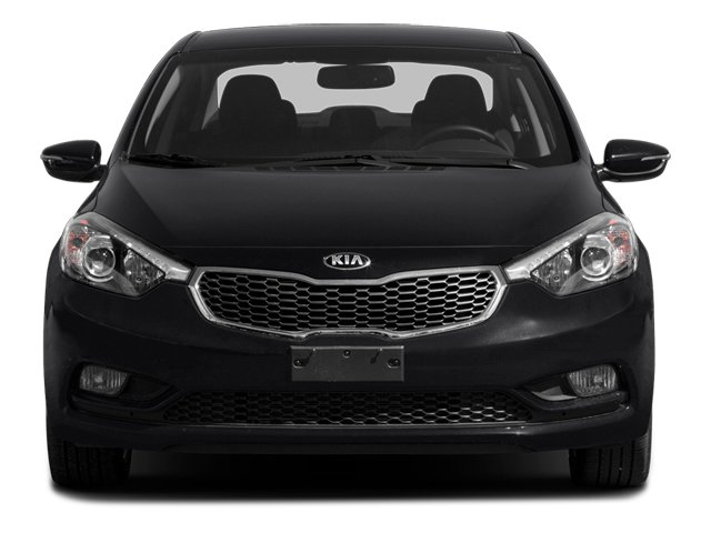 2014 Kia Forte Prices and Values Sedan 4D LX I4 front view