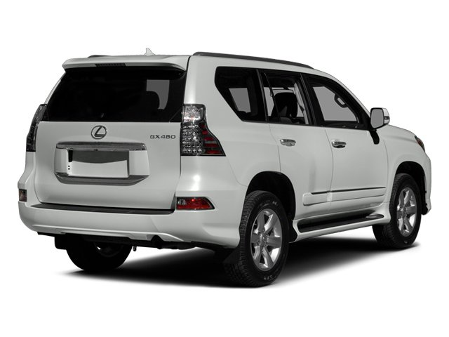 2014 Lexus GX 460 Pictures GX 460 Utility 4D Luxury 4WD V8 photos side rear view