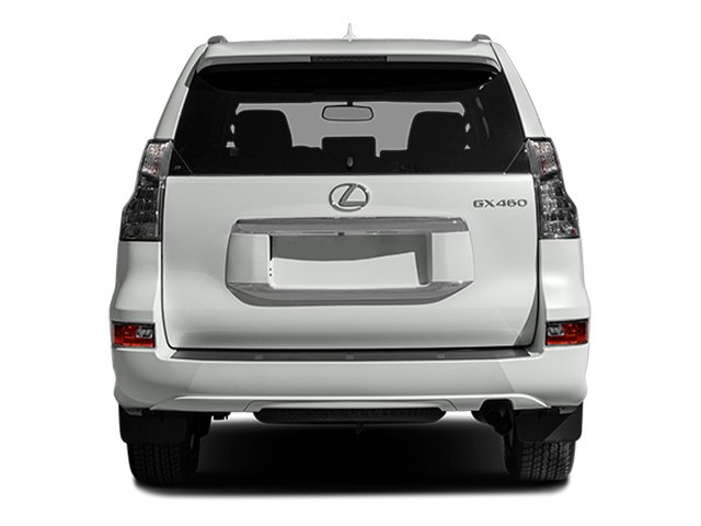 2014 Lexus GX 460 Pictures GX 460 Utility 4D Luxury 4WD V8 photos rear view