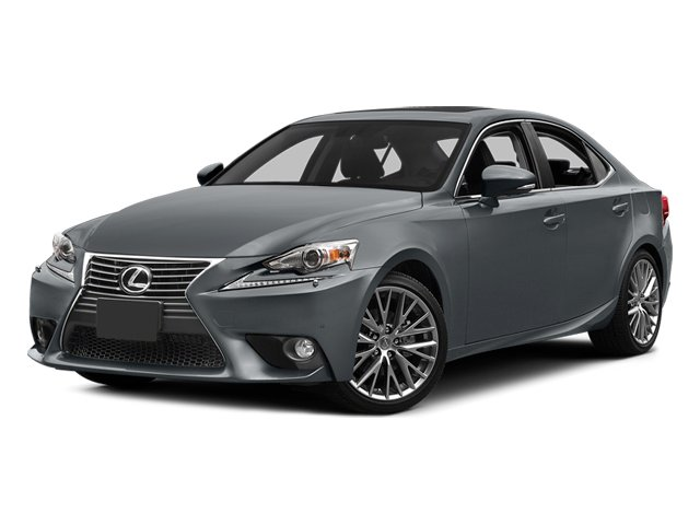 2014 Lexus IS 250 Prices and Values Sedan 4D IS250 V6