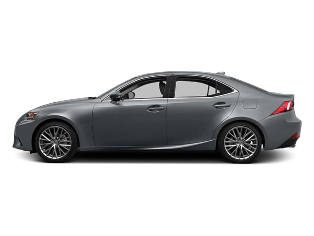 2014 Lexus IS 250 Prices and Values Sedan 4D IS250 V6 side view