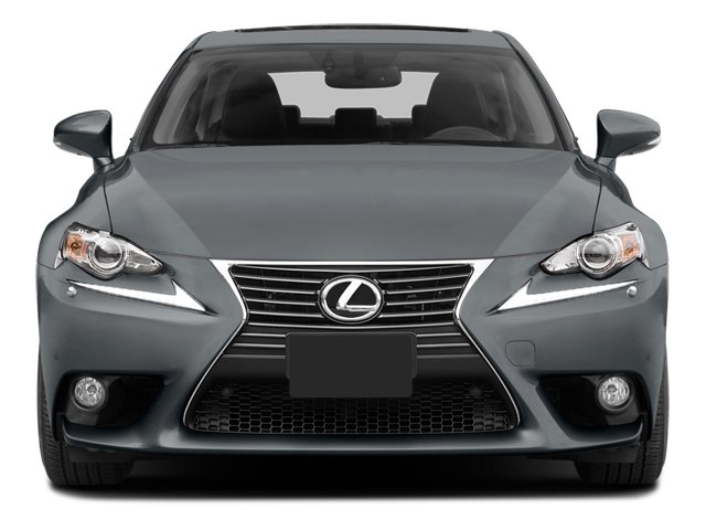 2014 Lexus IS 250 Prices and Values Sedan 4D IS250 V6 front view