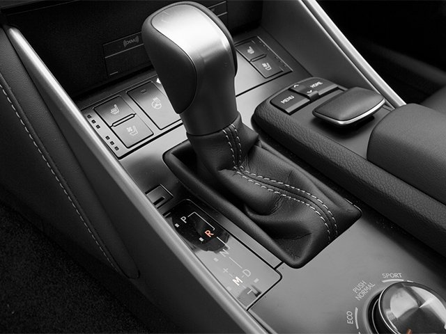 2014 Lexus IS 250 Prices and Values Sedan 4D IS250 V6 center console