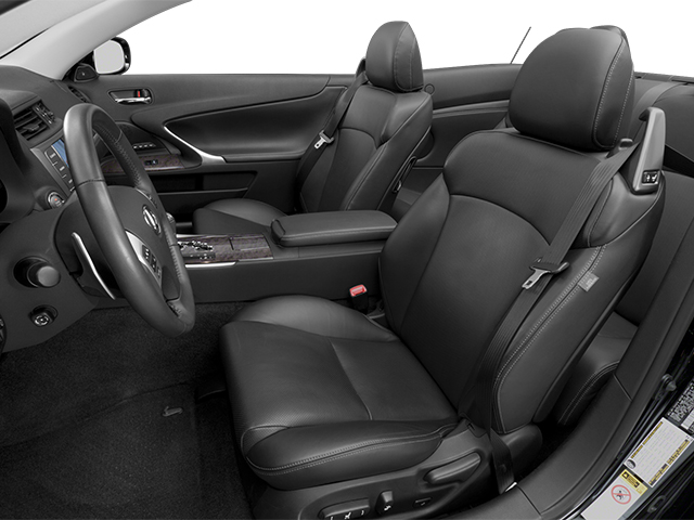 2014 Lexus IS 350C Prices And Values Convertible 2D IS350 V6 Front Seat  Interior