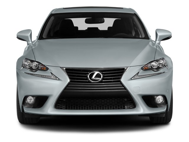 2014 Lexus IS 350 Prices and Values Sedan 4D IS350 AWD V6 front view