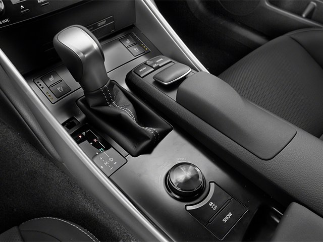 2014 Lexus IS 350 Prices and Values Sedan 4D IS350 AWD V6 center console
