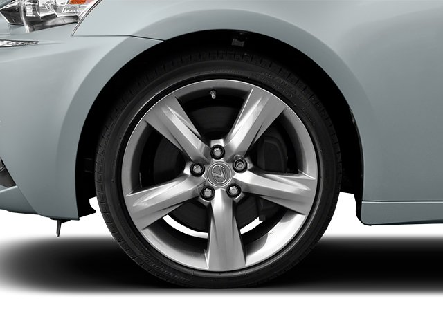 2014 Lexus IS 350 Prices and Values Sedan 4D IS350 AWD V6 wheel