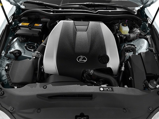 2014 Lexus IS 350 Prices and Values Sedan 4D IS350 AWD V6 engine