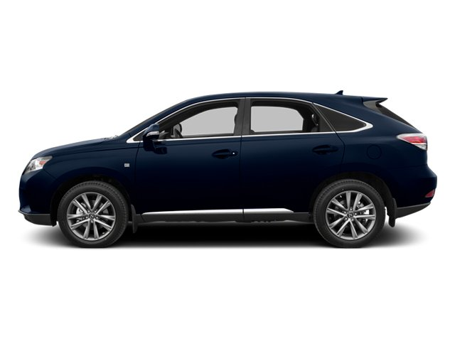 2014 Lexus RX 350 Prices and Values Utility 4D AWD V6 side view
