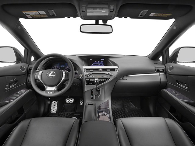 2014 Lexus RX 350 Prices and Values Utility 4D AWD V6 full dashboard