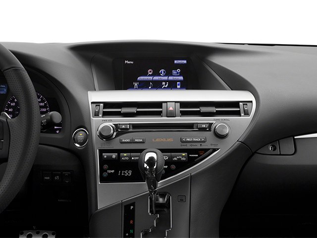 2014 Lexus RX 350 Prices and Values Utility 4D AWD V6 stereo system