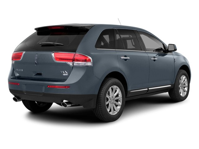 2014 Lincoln MKX Prices and Values Wagon 4D Elite 2WD side rear view