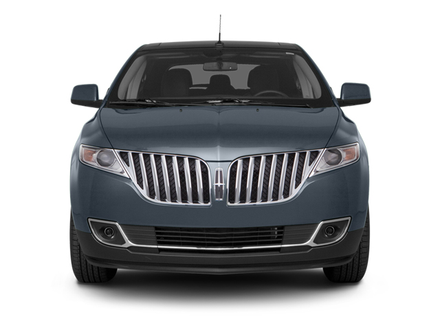 2014 Lincoln MKX Prices and Values Wagon 4D Elite 2WD front view
