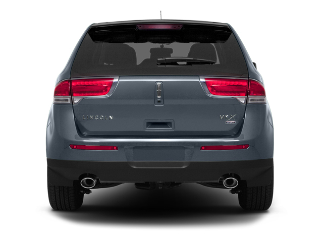 2014 Lincoln MKX Prices and Values Wagon 4D Elite 2WD rear view