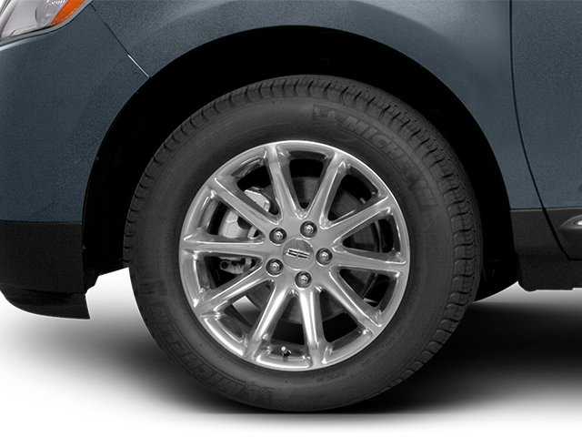 2014 Lincoln MKX Prices and Values Wagon 4D Elite 2WD wheel