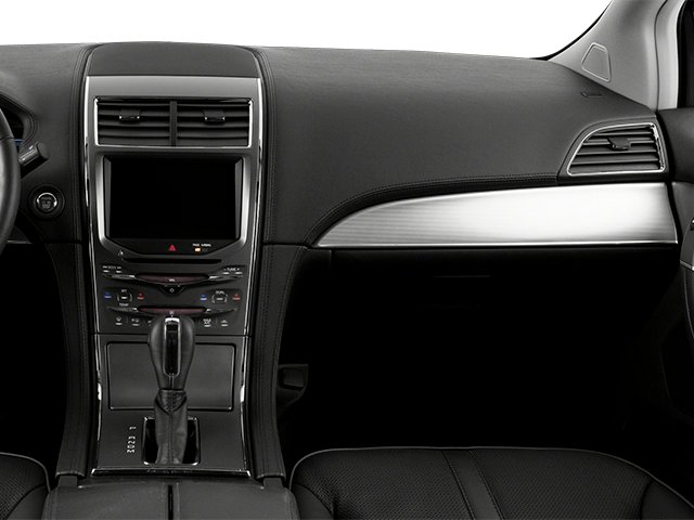 2014 Lincoln MKX Prices and Values Wagon 4D Elite 2WD passenger's dashboard