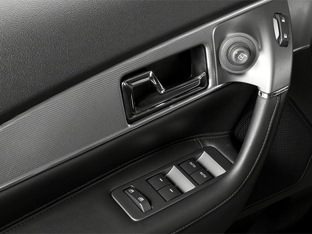 2014 Lincoln MKX Prices and Values Wagon 4D Elite 2WD driver's side interior controls