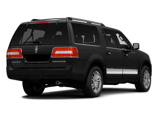 2014 Lincoln Navigator L Prices and Values Utility 4D 2WD V8 side rear view
